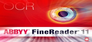 功能强大的OCR文字识别工具-ABBYY FineReader