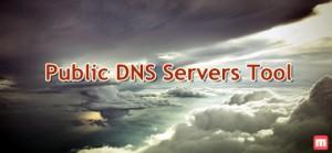 有效阻止网络运行商劫持DNS的流氓行为-Public DNS Servers Tool 简体中文版
