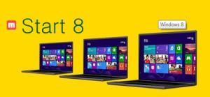 让Windows8的开始菜单按钮归位-Start8